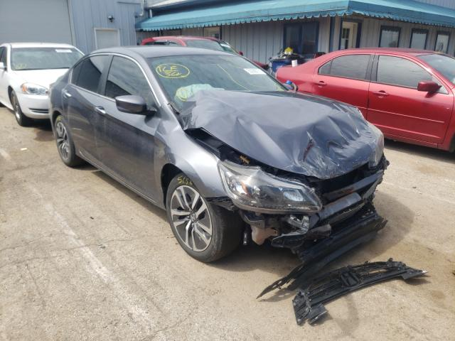 Salvage cars for sale from Copart Pekin, IL: 2013 Honda Accord LX