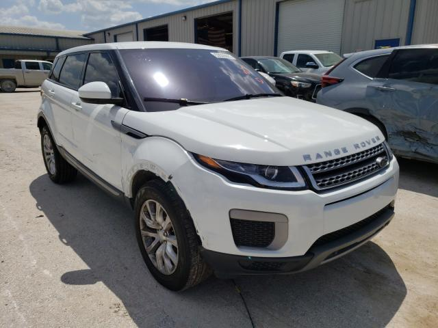 Salvage cars for sale from Copart Houston, TX: 2017 Land Rover Range Rover