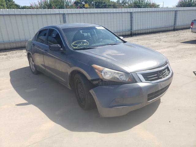 Vehiculos salvage en venta de Copart Wilmer, TX: 2008 Honda Accord EXL
