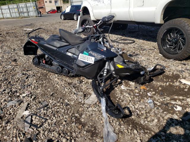 Skidoo salvage cars for sale: 2021 Skidoo MXZ Sport