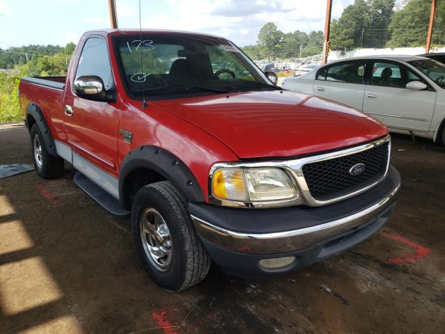 Ford F150 salvage cars for sale: 1999 Ford F150