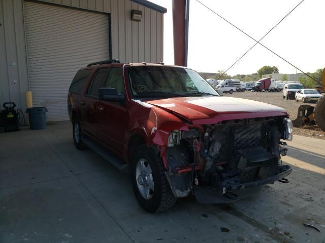 Vehiculos salvage en venta de Copart Billings, MT: 2017 Ford Expedition