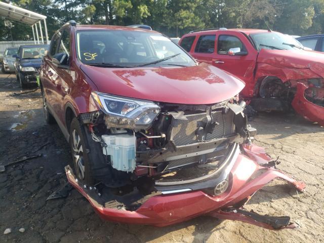 Vehiculos salvage en venta de Copart Austell, GA: 2018 Toyota Rav4 LE