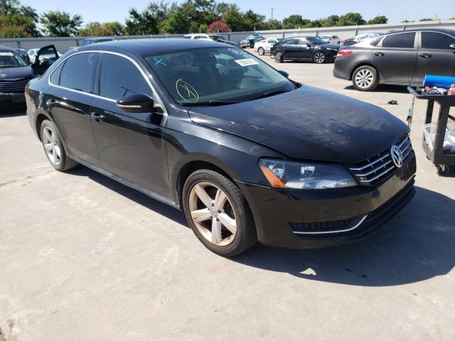 Vehiculos salvage en venta de Copart Wilmer, TX: 2012 Volkswagen Passat SE