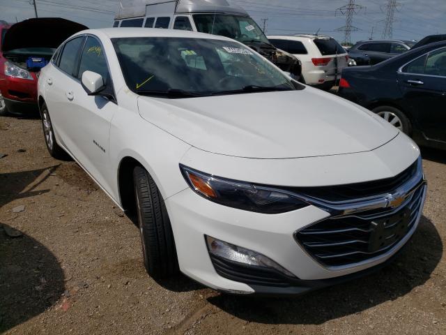 Rental Vehicles for sale at auction: 2019 Chevrolet Malibu LT