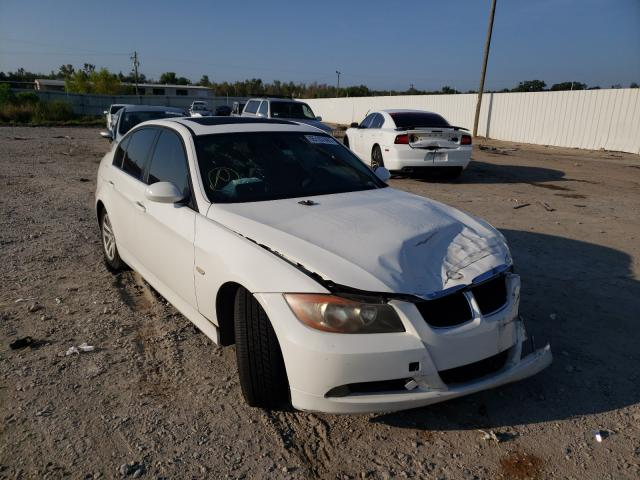 Salvage cars for sale from Copart Montgomery, AL: 2007 BMW 328 I