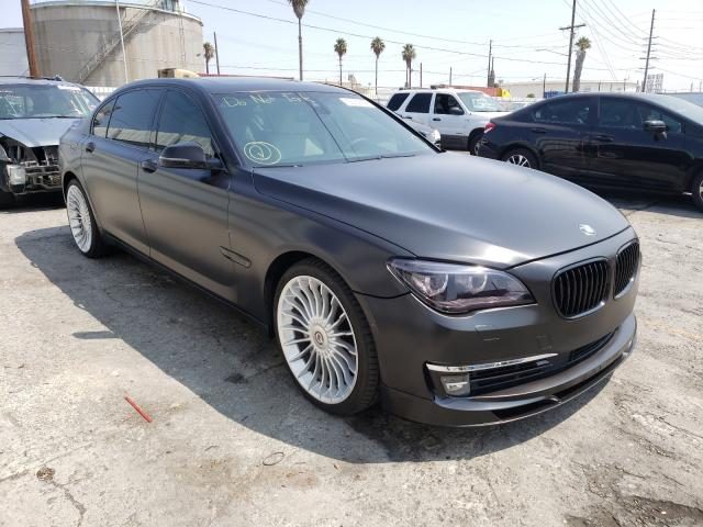 Salvage cars for sale from Copart Wilmington, CA: 2013 BMW Alpina B7