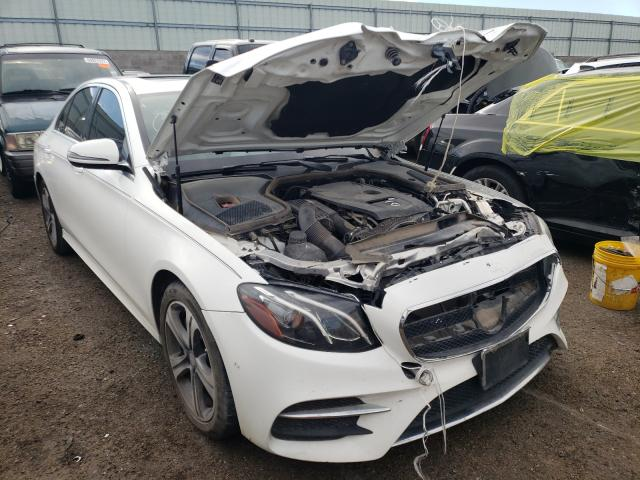 Salvage cars for sale from Copart Albuquerque, NM: 2017 Mercedes-Benz E 300