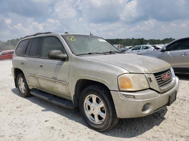 GMC Envoy salvage cars for sale: 2004 GMC Envoy