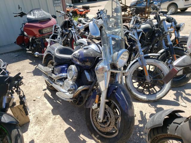 Vehiculos salvage en venta de Copart Temple, TX: 2005 Yamaha XVS1100 A