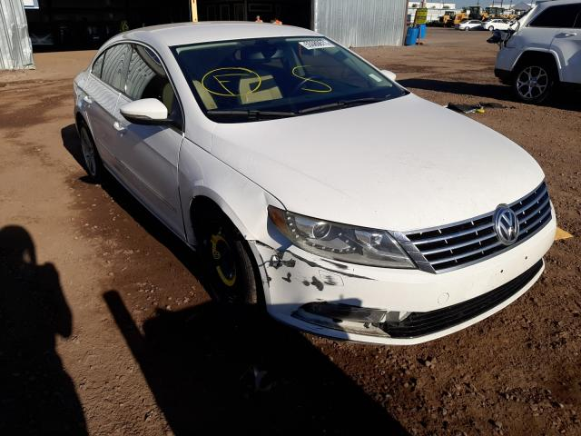 2013 VOLKSWAGEN CC SPORT WVWBN7ANXDE518543