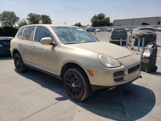 Porsche Vehiculos salvage en venta: 2004 Porsche Cayenne S