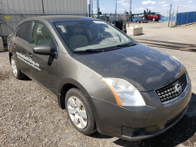 Salvage cars for sale from Copart Rocky View County, AB: 2007 Nissan Sentra 2.0