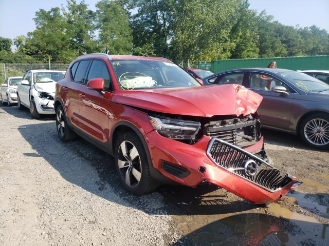 Salvage cars for sale from Copart Marlboro, NY: 2019 Volvo XC40 T4 MO
