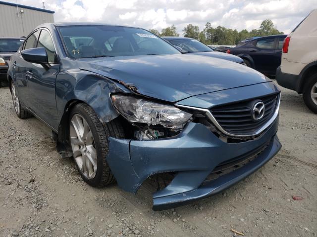 Vehiculos salvage en venta de Copart Spartanburg, SC: 2014 Mazda 6 Touring