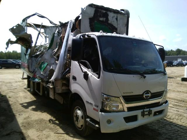 Salvage cars for sale from Copart Lyman, ME: 2019 Hino 195
