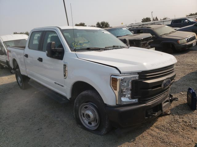 Ford salvage cars for sale: 2019 Ford F250 Super