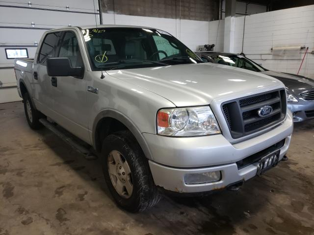 Salvage cars for sale from Copart Blaine, MN: 2004 Ford F150