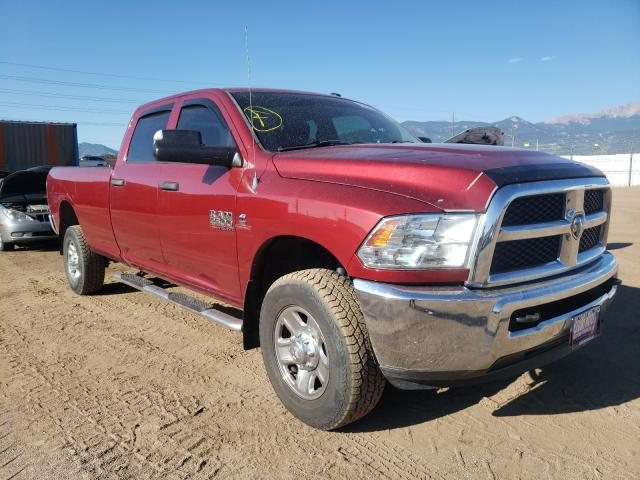 Salvage cars for sale from Copart Colorado Springs, CO: 2014 Dodge RAM 2500 ST