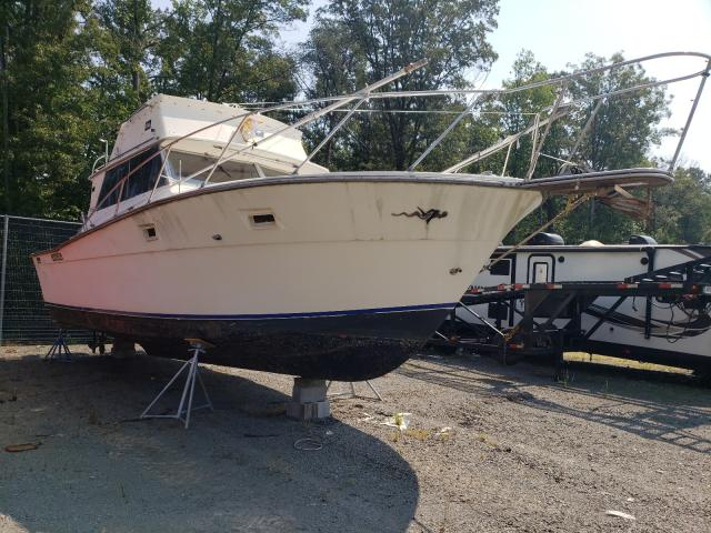 Salvage boats for sale at Waldorf, MD auction: 1973 Other VIKING33FT