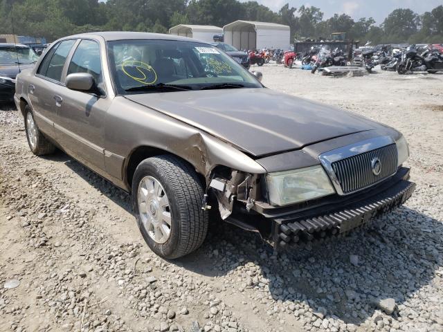 Mercury salvage cars for sale: 2005 Mercury Grand Marq