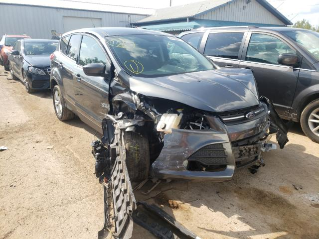 Salvage cars for sale from Copart Pekin, IL: 2016 Ford Escape SE