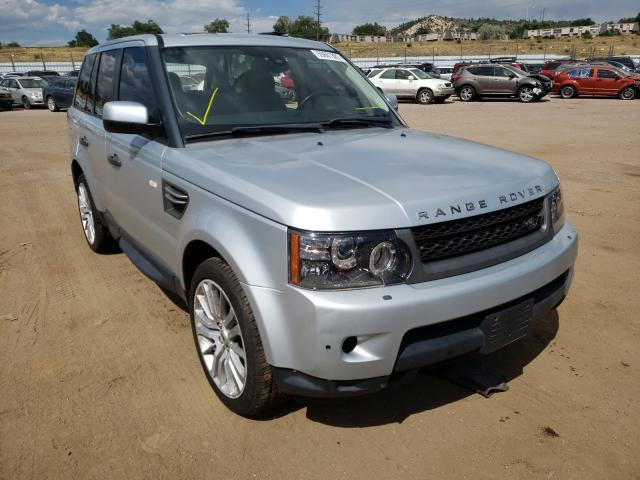 Salvage cars for sale from Copart Colorado Springs, CO: 2010 Land Rover Range Rover