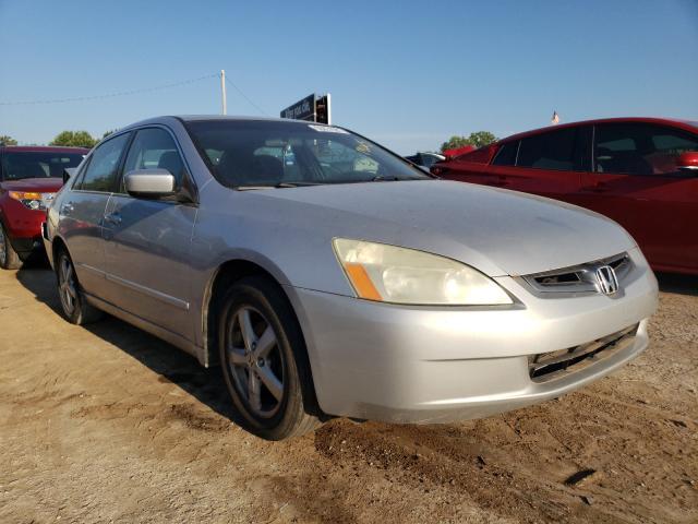 Vehiculos salvage en venta de Copart Wichita, KS: 2005 Honda Accord EX