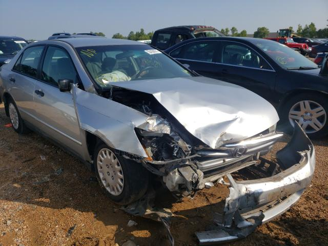 Salvage cars for sale at Bridgeton, MO auction: 2007 Honda Accord VAL