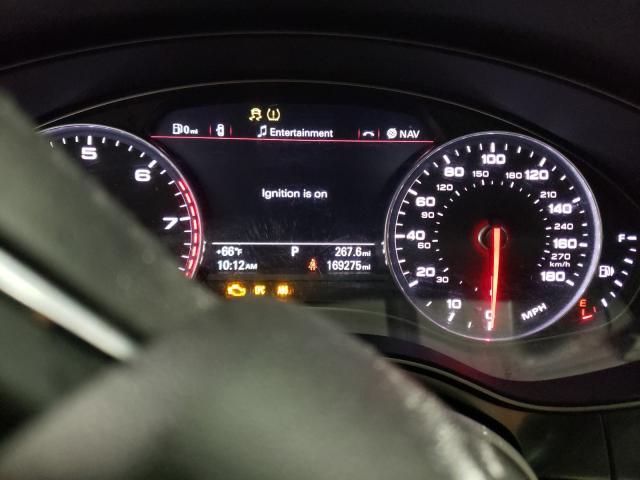 2012 AUDI A7 PREMIUM PLUS