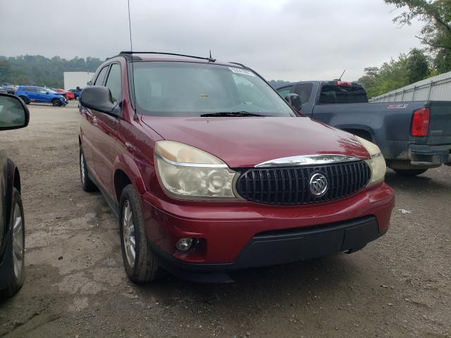 Buick Rendezvous salvage cars for sale: 2007 Buick Rendezvous