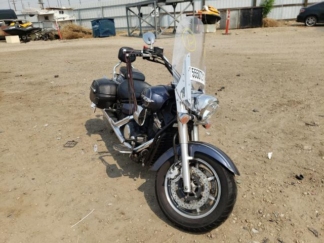 Salvage cars for sale from Copart Nampa, ID: 2015 Yamaha XVS1300 CT