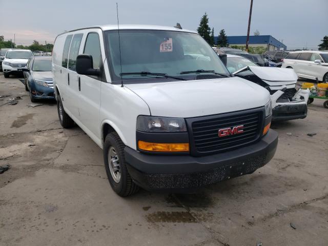 Vehiculos salvage en venta de Copart Woodhaven, MI: 2018 GMC Savana G25