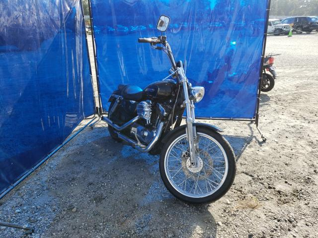 Salvage cars for sale from Copart Spartanburg, SC: 2008 Harley-Davidson XL1200 C