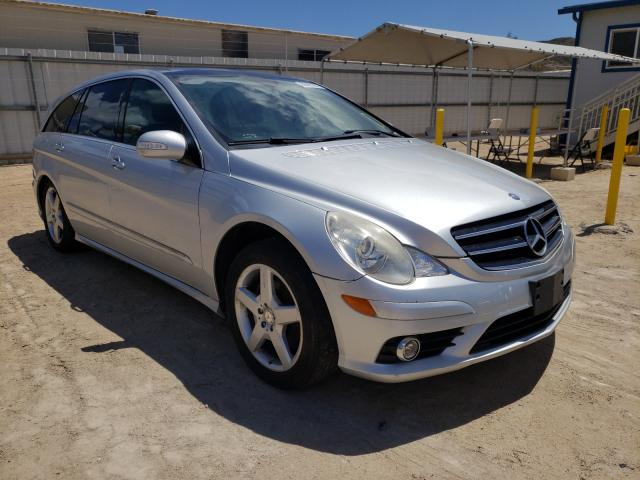 Salvage cars for sale from Copart Kapolei, HI: 2010 Mercedes-Benz R 350 4matic