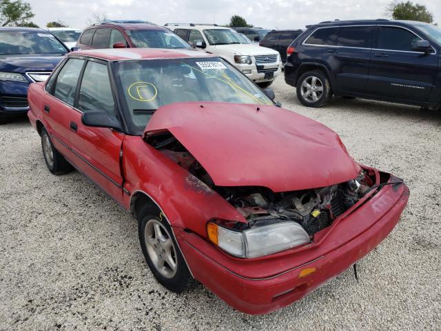 GEO salvage cars for sale: 1990 GEO Prizm