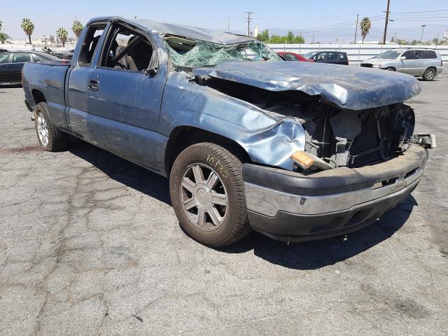 Vehiculos salvage en venta de Copart Colton, CA: 2006 Chevrolet Silverado