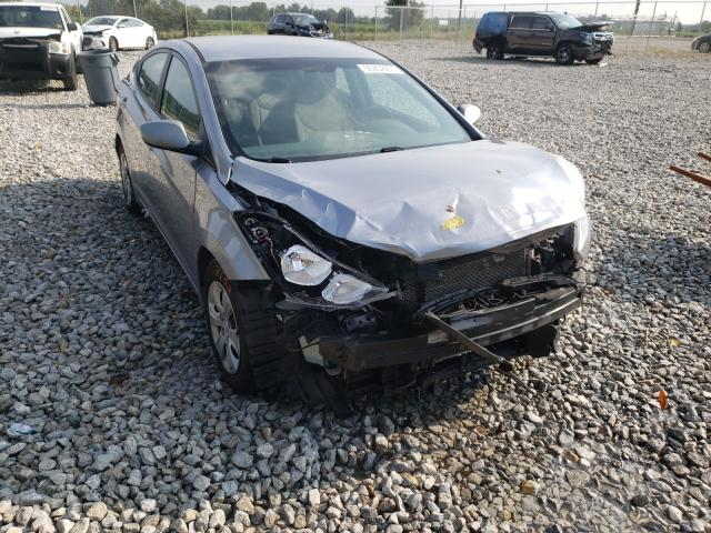 Salvage cars for sale from Copart Cicero, IN: 2016 Hyundai Elantra SE