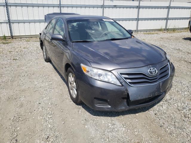 Vehiculos salvage en venta de Copart Spartanburg, SC: 2011 Toyota Camry