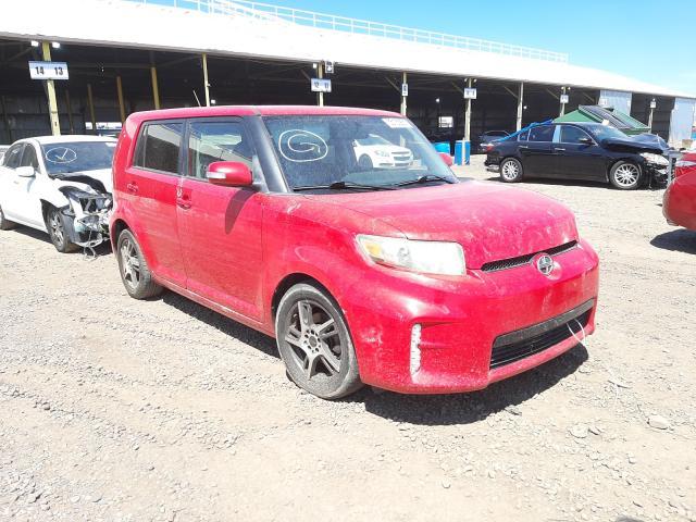 Salvage cars for sale at Phoenix, AZ auction: 2014 Scion XB