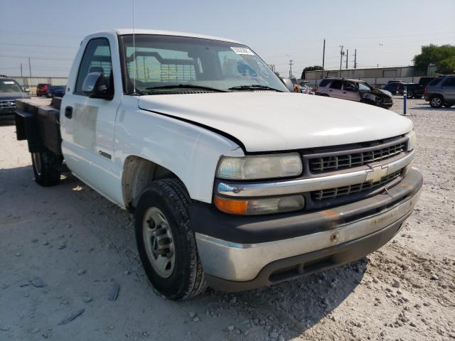 Salvage cars for sale from Copart Haslet, TX: 2000 Chevrolet Silverado