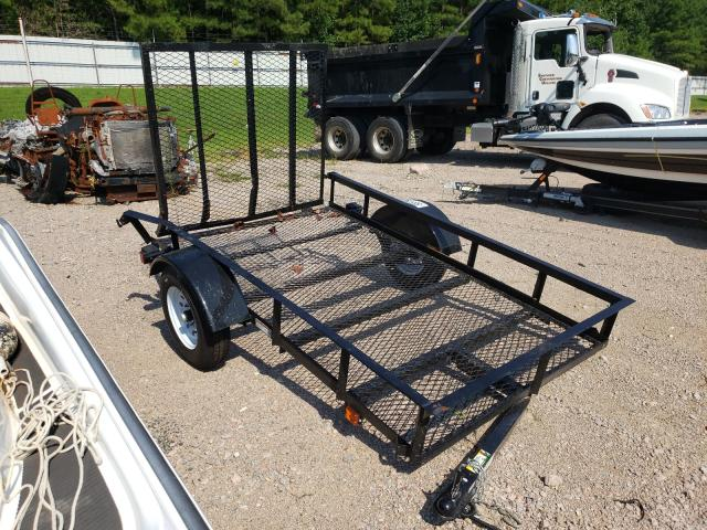 Salvage cars for sale from Copart Charles City, VA: 2021 Carry-On Trailer