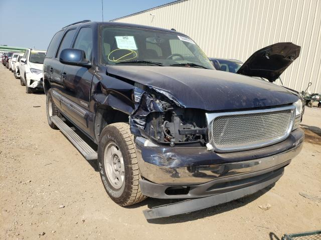 Salvage cars for sale from Copart Houston, TX: 2005 GMC Yukon