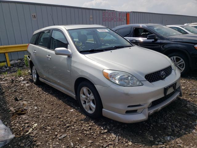 Toyota Corolla MA salvage cars for sale: 2004 Toyota Corolla MA