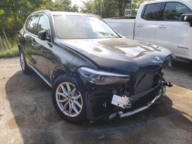 2021 BMW X5 XDRIVE4 5UXCR6C00M9F43918