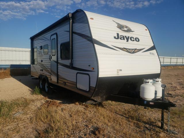 Jayco Trailer salvage cars for sale: 2019 Jayco Trailer