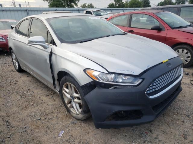 Salvage cars for sale from Copart Lansing, MI: 2013 Ford Fusion SE