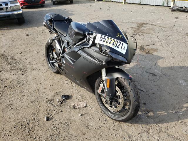 Ducati Superbike salvage cars for sale: 2013 Ducati Superbike