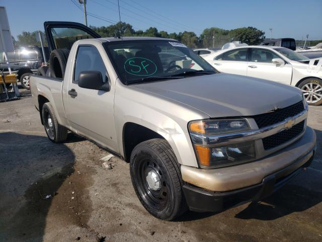 Salvage cars for sale from Copart Lebanon, TN: 2009 Chevrolet Colorado