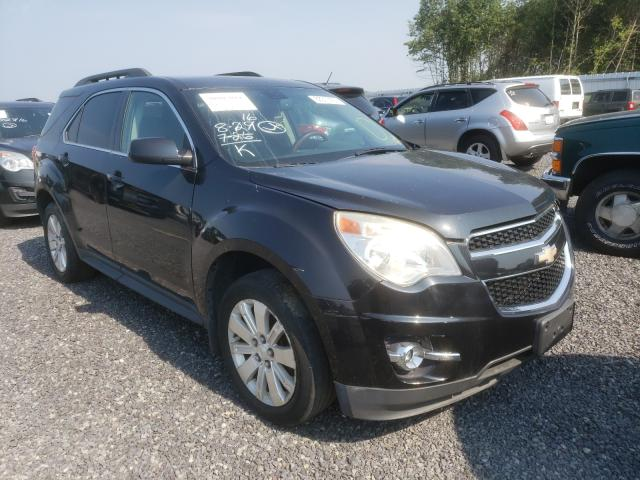 Salvage cars for sale from Copart Fredericksburg, VA: 2011 Chevrolet Equinox LT